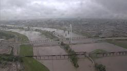 Aumenta nivel de agua en el rio Trinity