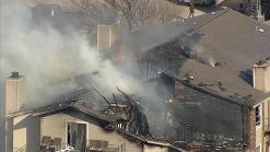Incendio en complejo de departamentos de Mesquite