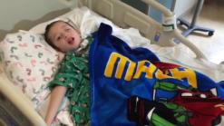 Carlitos DeLuna muestra impresionante recuperación