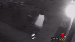 Buscan a tres personas que golpearon brutalmente a mujer