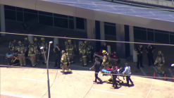 Reportan incendio en hospital infantil de Dallas
