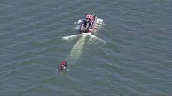 Rescatan a cuatro personas de morir ahogadas