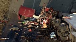 Tres muertos en aparatoso accidente en la I-30