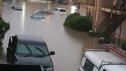 FOTOS: Severas inundaciones en Houston