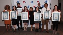 "Reconocimientos del ""Hispanic Business Salute 2019"""