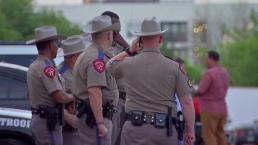 Buscan a persona de interés tras tiroteo en Dallas