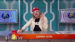 Carmen Yuyín y el tumbe de las computadoras