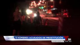 Desmantelan red de prostitución en Fort Worth