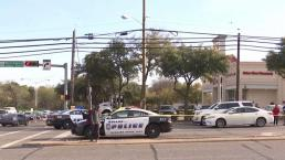 Dallas: Dos heridos tras balacera cerca de farmacia