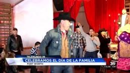 Día de la Familia en el Stock Show Rodeo