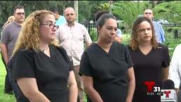 Enfermeras boricuas denuncian discriminación en Florida