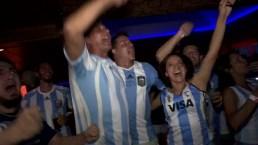 AFICIÓN ARGENTINA DEL METROPLEX