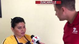 Mariel nos Echa el Cuento desde Duncanville