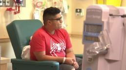 Médula ósea le salvaría la vida pero no hay donantes