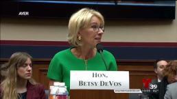Metroplex reacciona ante comentarios de Betsy DeVos