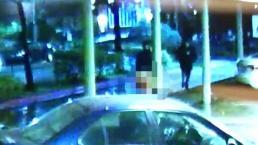 Nuevas imágenes sobre ola de robos en Dallas