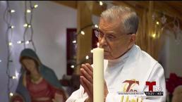 El padre Jasso se retira