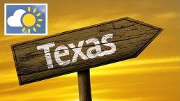 ¿Cuántos días tendremos con más de 100 grados al norte de Texas?
