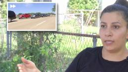 Padres se quejan por tráfico en escuela de Dallas