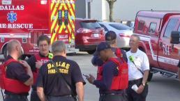 Policías heridos durante tiroteo en Dallas luchan por sus vidas