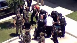 SWAT abate a sospechoso que tenía rehenes