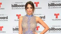 Shannon De Lima, esposa de Marc Anthony, huye de la prensa
