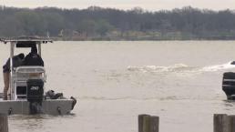 Suspenden búsqueda de Weltzin en White Rock Lake