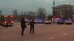 Tiroteo fatal en hospital: presunto atacante mata primero a su pareja