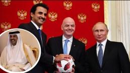 Detrás del Mundial de Catar, el fanático emir con 3 esposas y 8 hijos