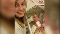 Vaida, la bebita que lucha contra extraño cáncer