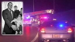 Se lanza a la muerte desde un puente y con sus dos hijos