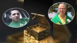 Tesoro maldito: muertes rodean búsqueda de $2 millones