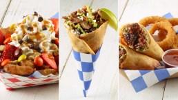 Concurso de comida frita de la Feria Estatal de Texas