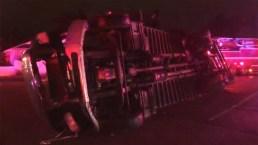 Caos vial en Dallas tras paso de tornado