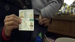 Licencias de conducir de San Luis Potosí