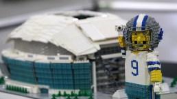 Fantástica exhibición de LEGO en Dallas