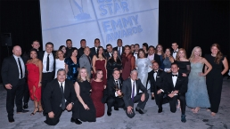 """Brilla Telemundo 39 al ganar 23 premios """"Lone Star EMMY"""""""