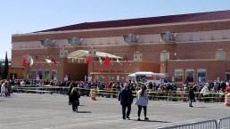 Gran expectación por la llegada de Trump a El Paso