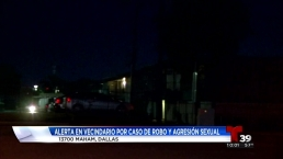 Asalto sexual en Dallas