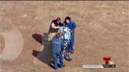 Familia bajo luto tras accidente de pequeño al norte de Texas