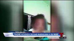 Tema de Día: Madre acusada de dar marihuana a su bebé