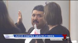 Tercer día de juicio contra ''Pastora''