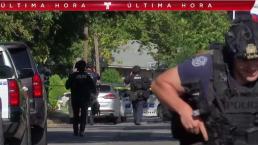 Tiroteo en Dallas: Un muerto y sospechoso que se dio a la fuga