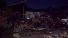 Tornado arrasó complejo de viviendas en Dallas