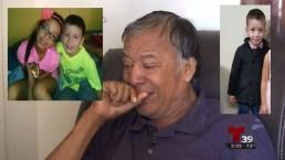Abuelo devastado por la muerte de sus dos nietos