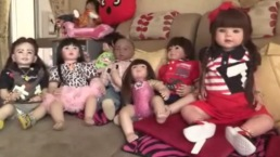Muñecos esotéricos generan furor