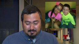 Habla el padre de niños que murieron en aparatoso accidente