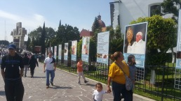 El papa Francisco y la misericordia, en La Villa