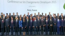 La cumbre sobre el clima se realiza en París
