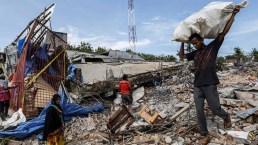 """Tiembla Indonesia: muertes en """"El Anillo de Fuego"""""""